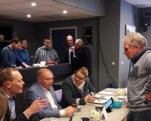 Bijeenkomst Dorpsbelangen Klijndijk – verkeersveiligheid
