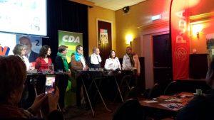 Verslag politiek debat Buinerveen